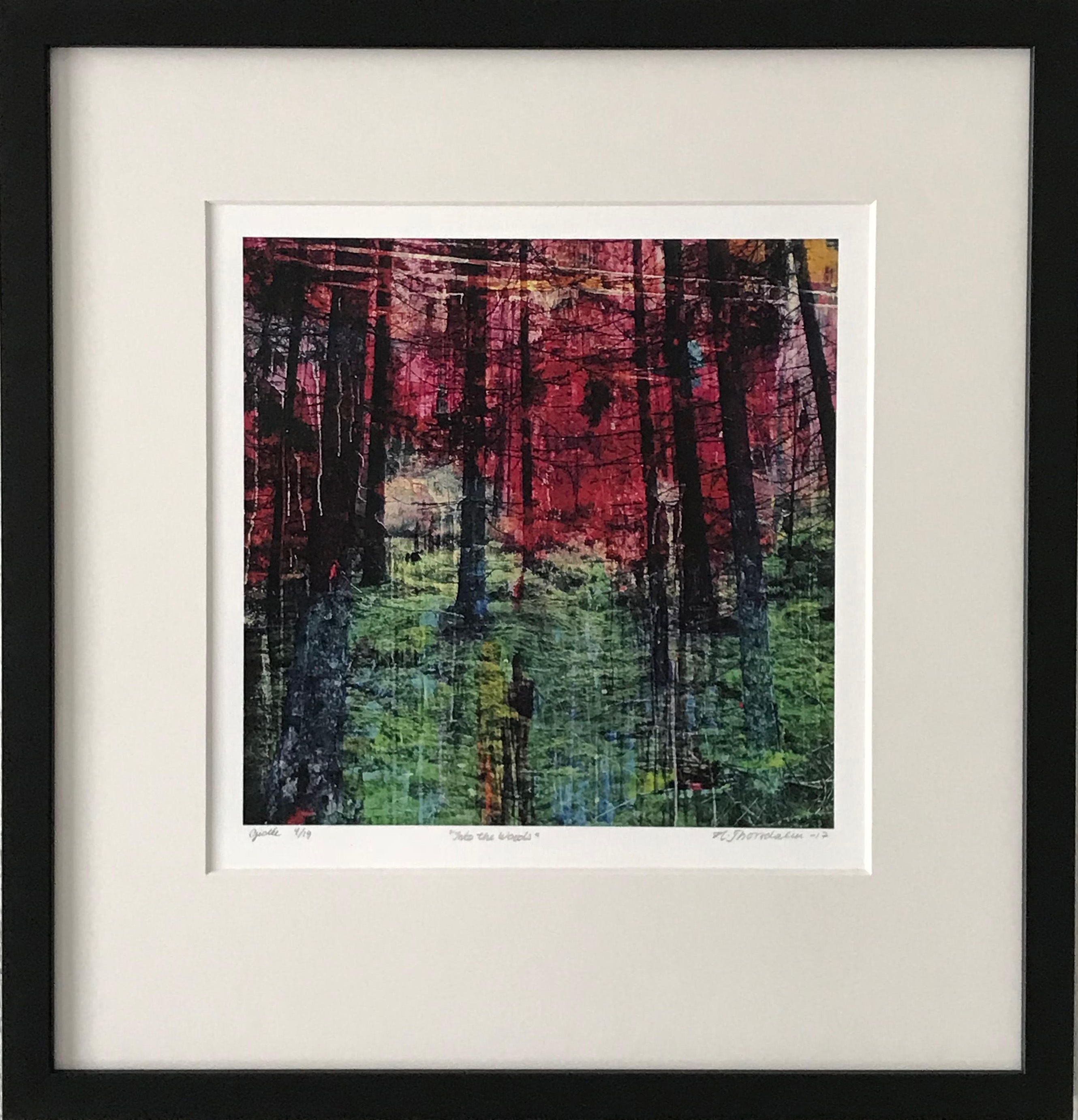 """Into the Woods"" with Frame"