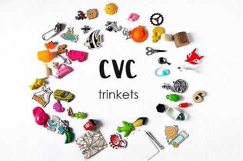 CVC I spy trinkets, 1-3.5cm, 50 objects
