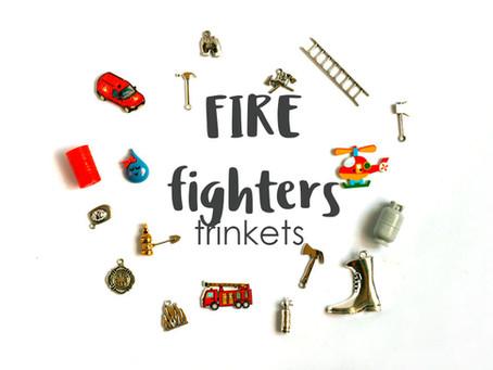 Firefighters trinkets