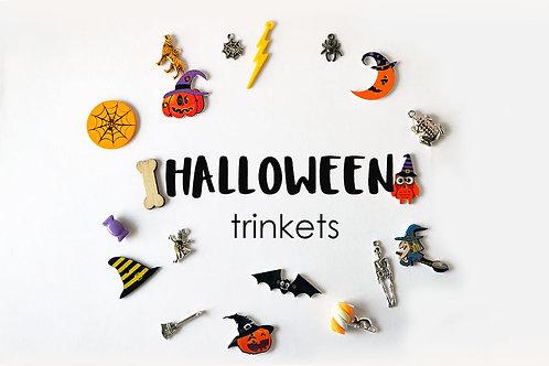 Halloween Theme I Spy trinkets, 1-3cm, Set of 20