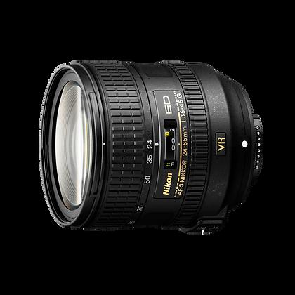 Lente Af-s Nikkor 24-85mm F/3.5-4.5g Ed Vr