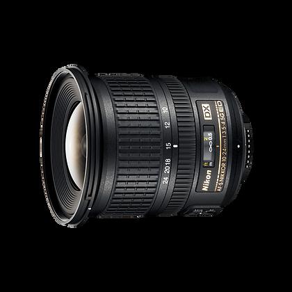 Lente Nikkor Af-s Dx 10-24mm F/3.5-4.5g Ed