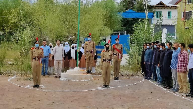 GDC Kargil Celebrates Independence Day