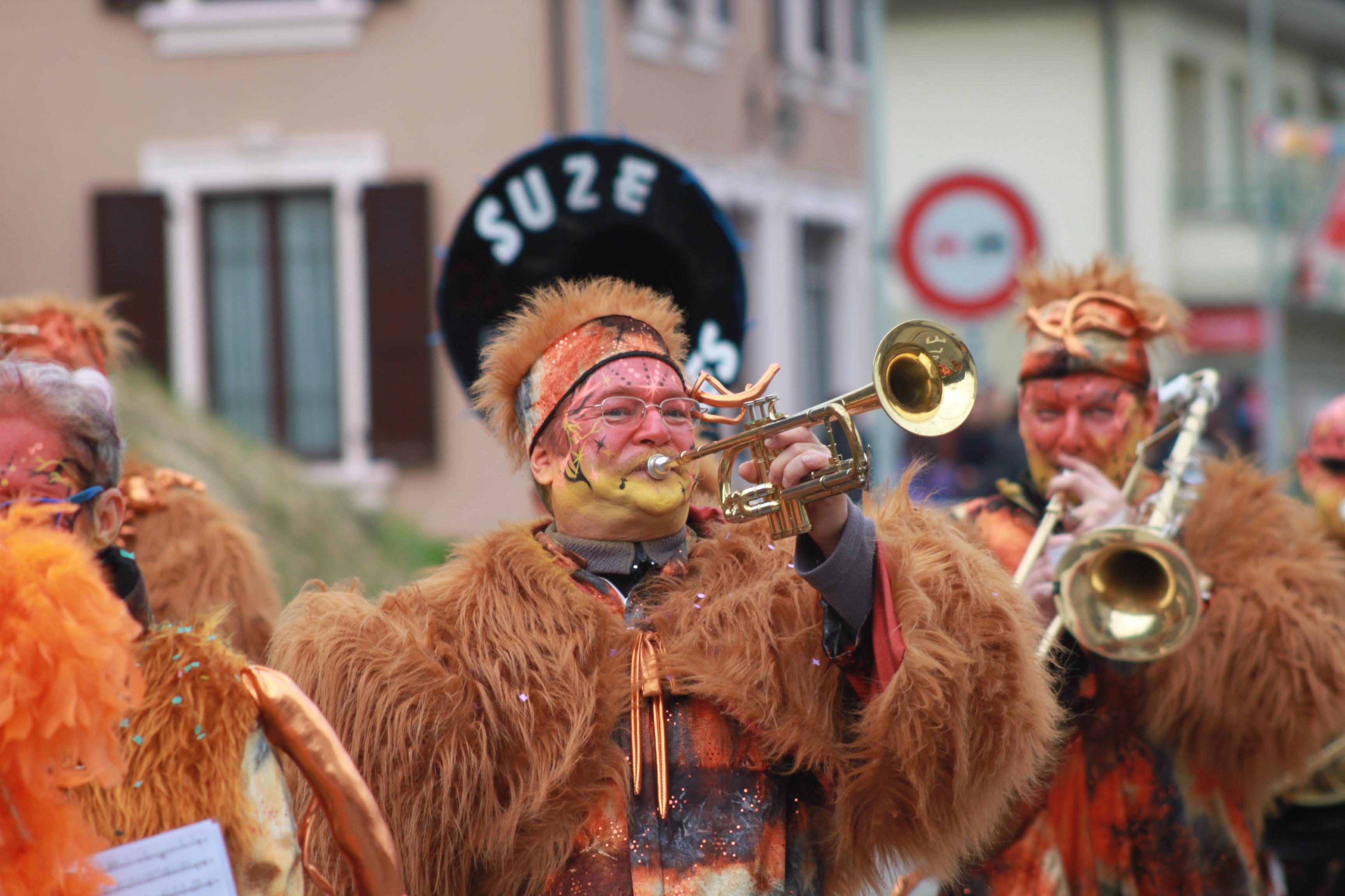 Carnaval du Bouveret 2014
