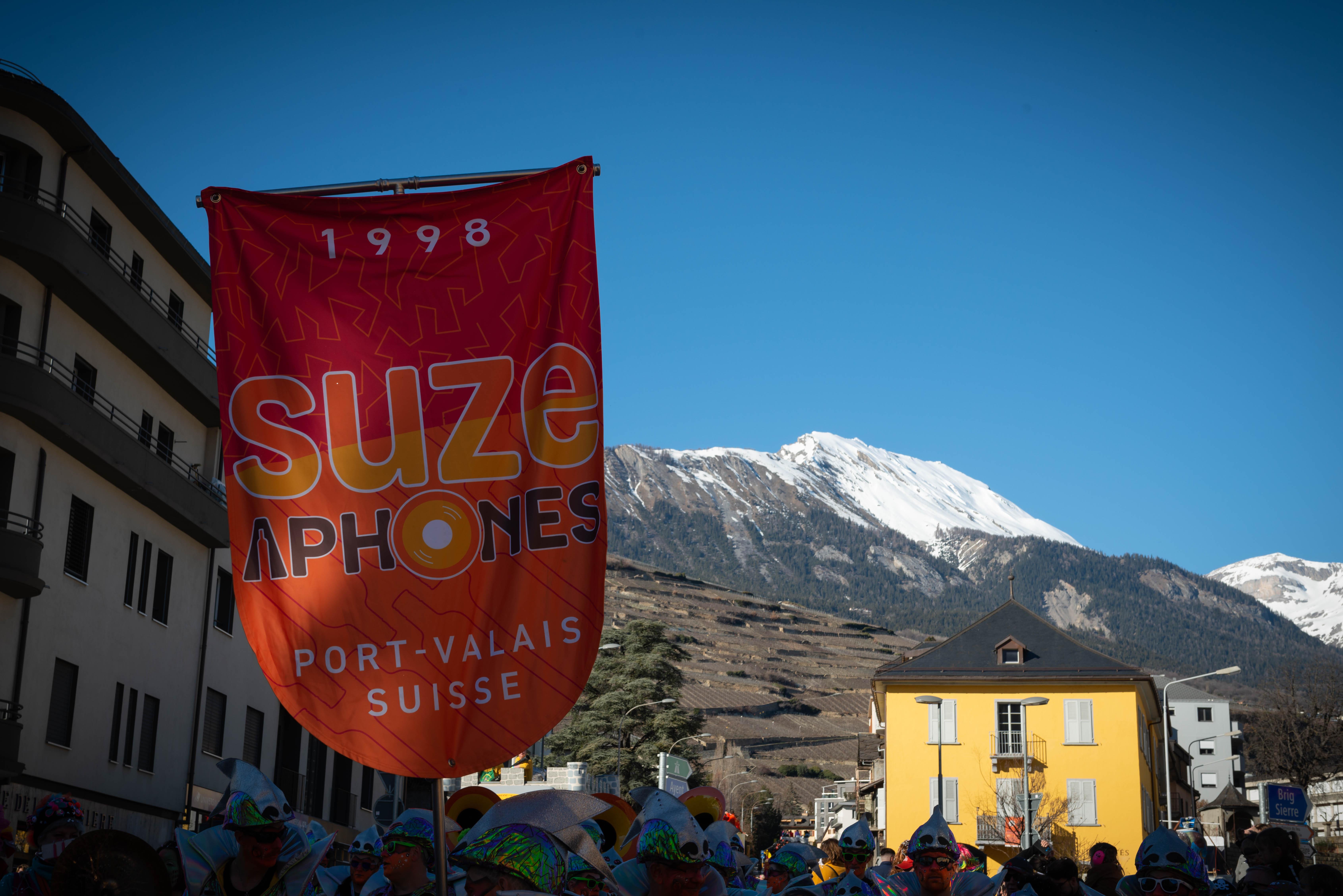 Grand cortège Sion 2020