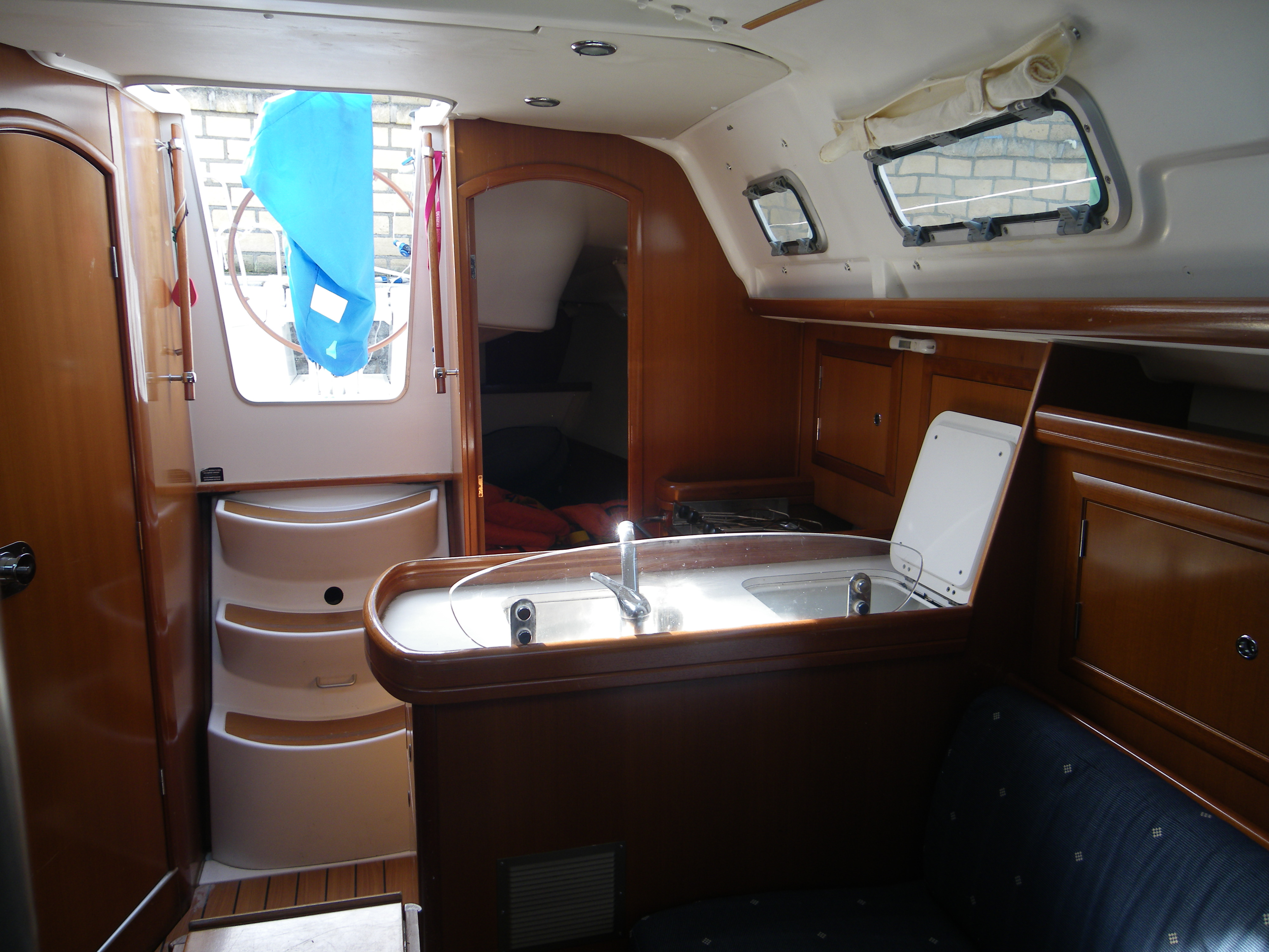 natante Isole Eolie Yacht charter