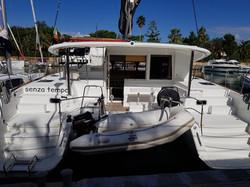 lagoon 400s2 Sun Sicily yacht charte