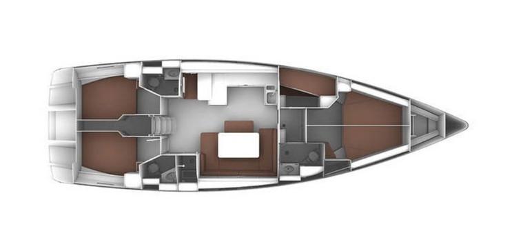 barca avela 5 cabine charter sardegna
