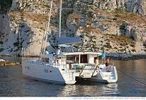 Catamarano Lagoon 400 S2