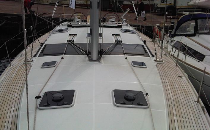 jeanneau 53, barca a vela a noleggio salerno ed isole campania