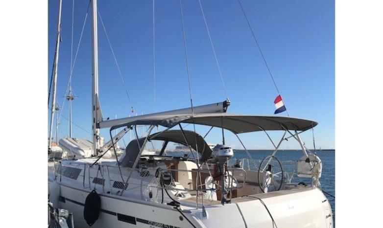 bavaria 51 5 cabine Sardegna