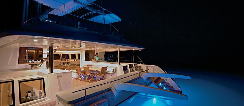 noleggio con equipaggio - Catamarano Lagoon 62