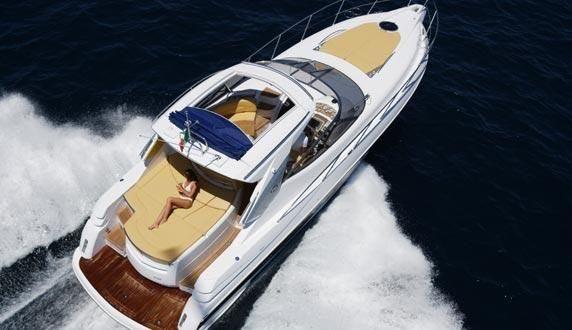 sessa c 42 ht imbarcazione a  motore iso