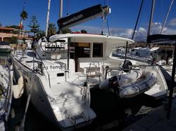 lagoon 400s2 Sunsicily Yacht charter