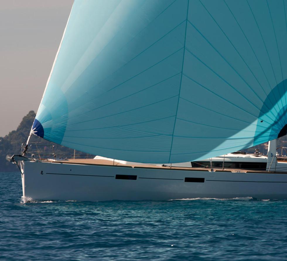 oceanis45 barca 2019 Isole Eolie
