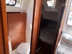 oceanis 35 sailing yacht inside