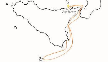 da Portorosa a Malta in barca a vela