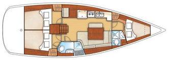 3cabins sailboat SunSicily yacht charter