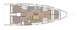 oceanis 46.1 layout-5c3t