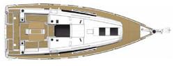 oceanis35 deck
