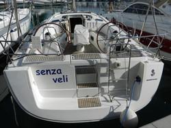 Oceanis 43 Sun Sicily yacht charter