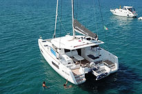 Catamarano Lagoon 40