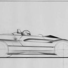 Maserati - Barchetta