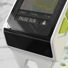 Exetech XS3 autonomous smartwatch
