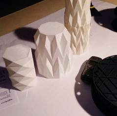 Origami illumination system