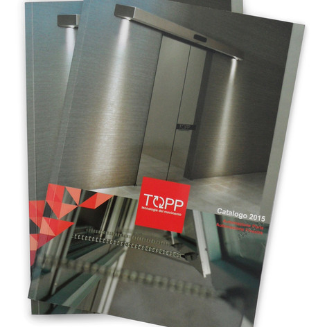 Catalogue for TOPP