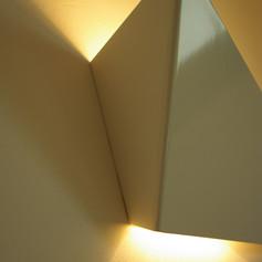 Edge illumination system
