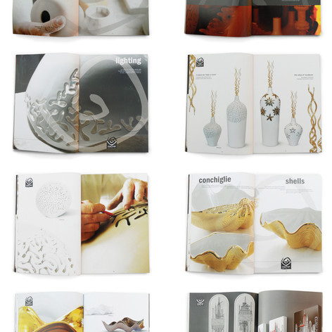 Catalogue for Ceramiche Maroso