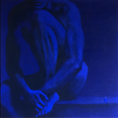 Blue M17