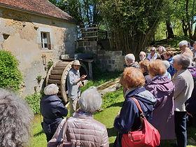 Le Coudray Montceaux 16 mai 2019 en Puys