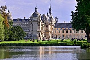 Chantilly-Horseback riding-Picardy Touri