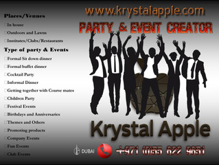 Events & Party Planner