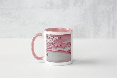 Mug CARRY ROSE