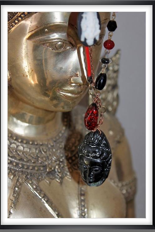 gardienne de bouddha