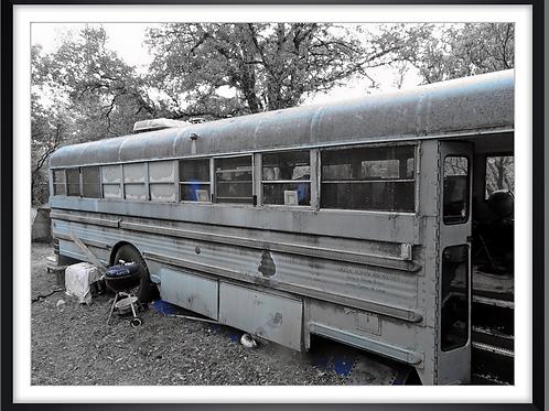 Abandon Bus Nevada City