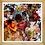 "Thumbnail: Tirage d'art ""Divergence"" 60x60cm"
