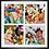 """Thumbnail: Tirage d'art  """"BUZZ"""" 40x40cm"""