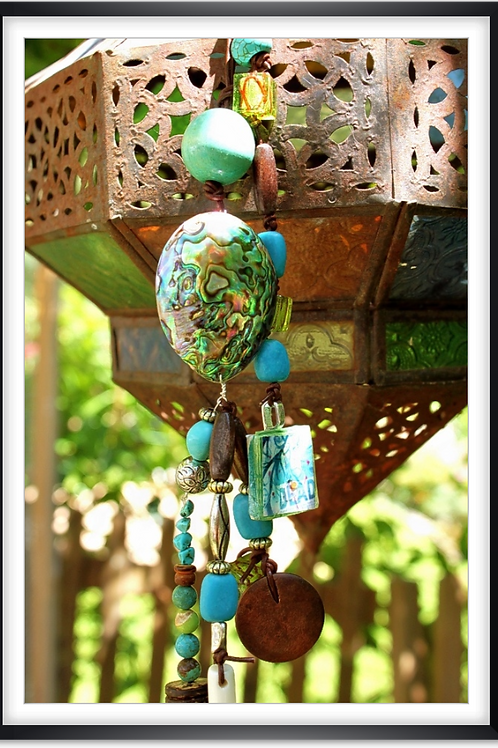 Lanterne marocaine bijou