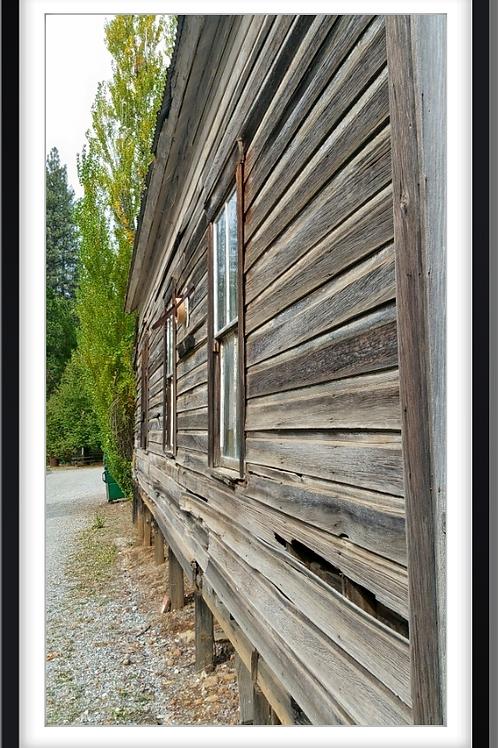 Profilé maison bois