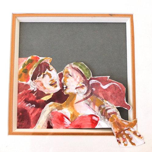 "Tirage d'art "" Les Gypsis"" GY/PE/TL"