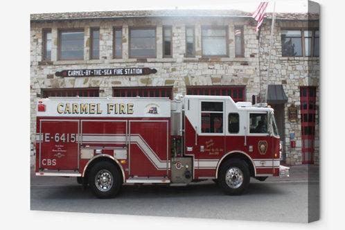 Carmel Fire