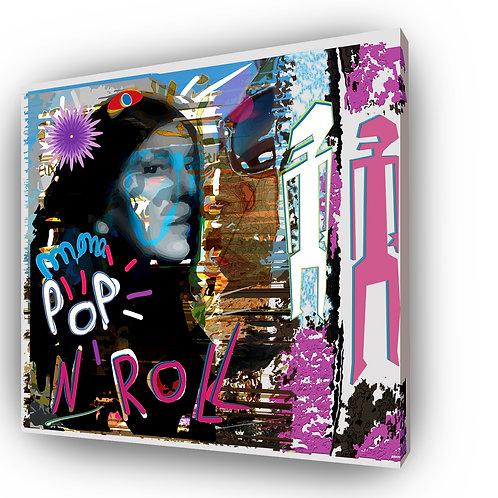 Mona Pop'n Roll