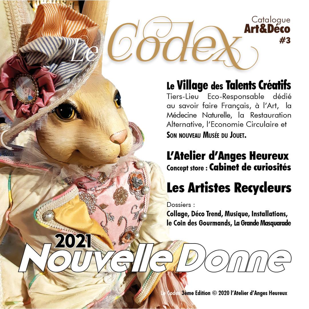 LE CODEX 3