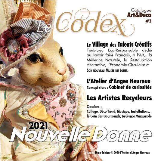 LE CODEX#3