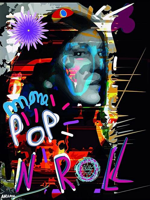 """""""Mona Pop'n Roll """""""