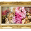 """Thumbnail: Tirage d'art """"ROSE"""" 80x45cm RO/CO/TL"""